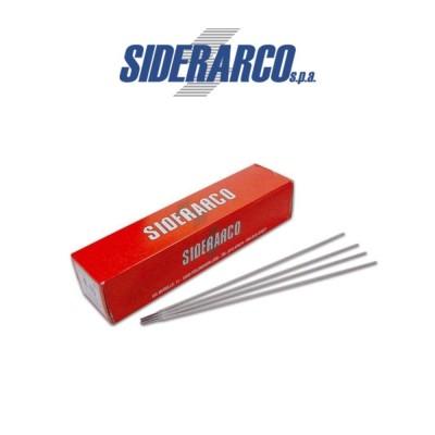 Elettrodi rutilici Siderarco E40 Ø 2,5 × 300 mm 60-90 A