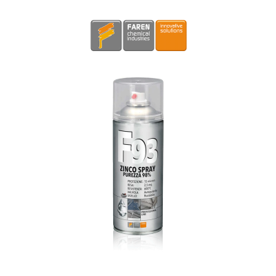 F93 zinco spray professionale 400 ml