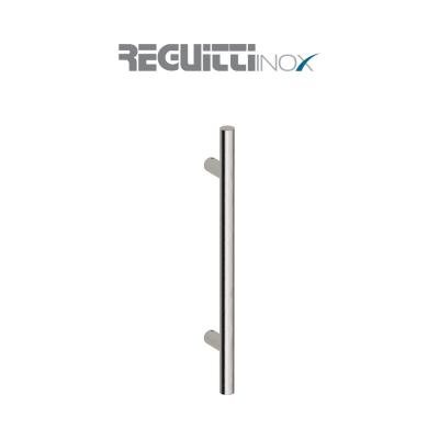 FRANKFURT 25 Reguitti maniglione acciaio inox per porte