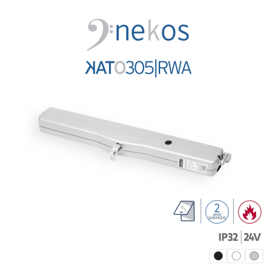 KATO 305 RWA Nekos attuatore a catena per impianti di evacuazione fumo e calore