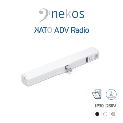 KATO ADV RADIO 230V Nekos attuatore radio a catena per finestre vasistas e lucernari