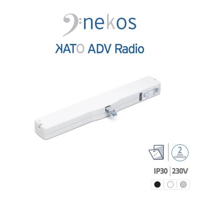 KATO ADV RADIO Nekos attuatore radio a catena per finestre vasistas e lucernari