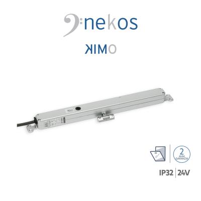 KIMO 24V Nekos attuatore a catena per finestre vasistas e a sporgere