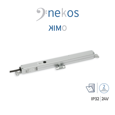 KIMO Nekos attuatore a catena per finestre vasistas e a sporgere
