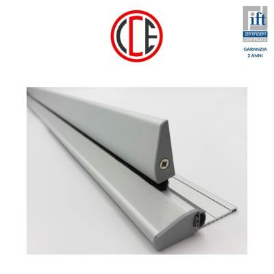 Kit gocciolatoio e soglia CCE Ulisse lunghezza 1030-1330 mm