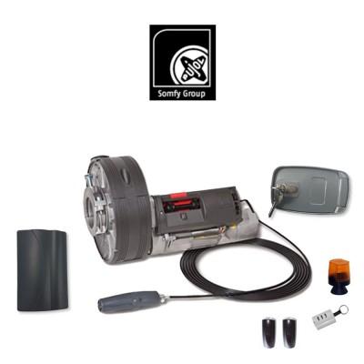 Kit automazione per serrande Somfy Pujol Winner Pro 600-200 con elettrofreno art. KITWINNERE600