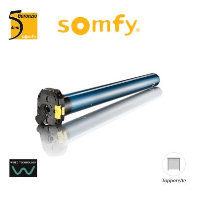 Motore per tapparelle con manovra di soccorso Somfy LT60 CSI WT