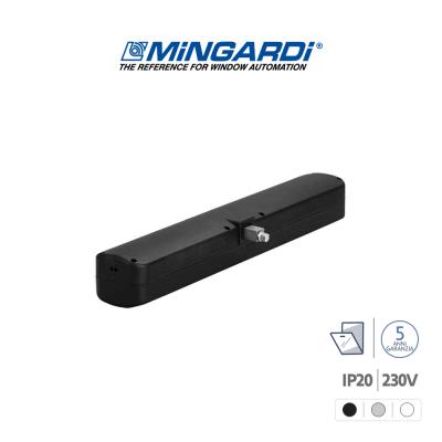 MICRO+ KIT 230V Mingardi attuatore a catena per finestre vasistas e a sporgere