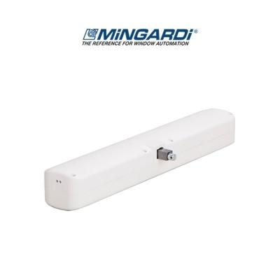 Motore attuatore a catena Mingardi Micro KIT corsa 400 mm 230 V 250 N Bianco art. 2700812