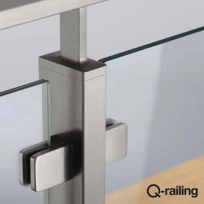 Morsetto per vetro Q-Railing MOD 42 art. 14.4200.000.12