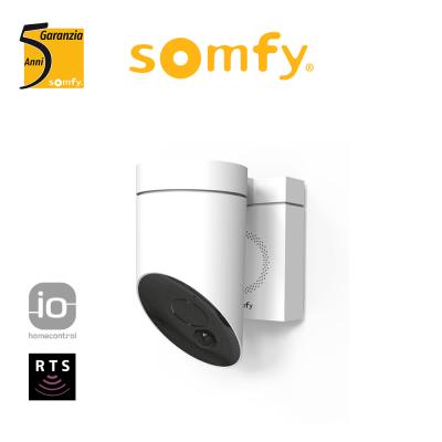 Telecamera videosorveglianza da esterno Somfy OUTDOOR CAMERA