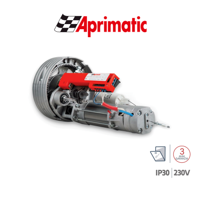 RO-MATIC RD460 Aprimatic bimotore per serrande
