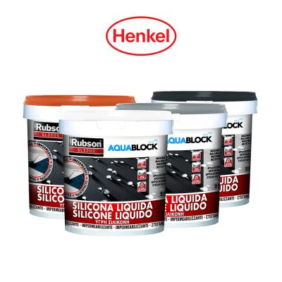 Silicone liquido Henkel RUBSON SL3000 AQUABLOCK