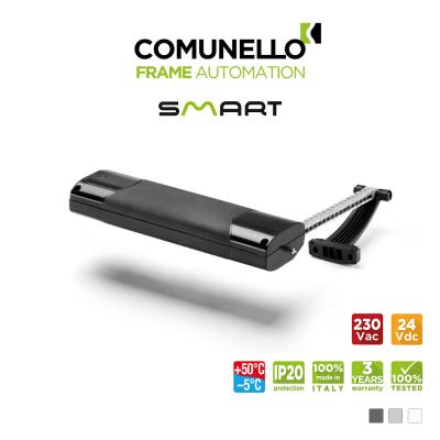 SMART Comunello | Attuatore elettrico a catena per finestre vasistas e a sporgere