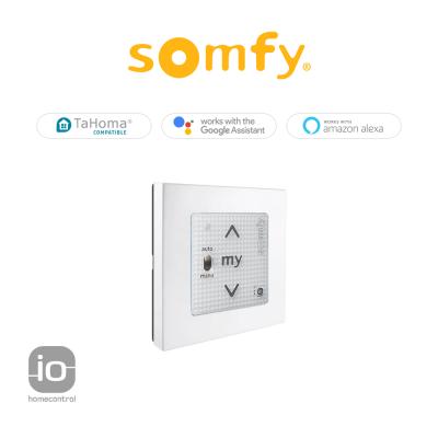 Radiocomando a parete Somfy SMOOVE 1 A/M io