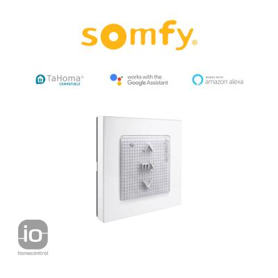 Radiocomando a parete Somfy SMOOVE ORIGIN io