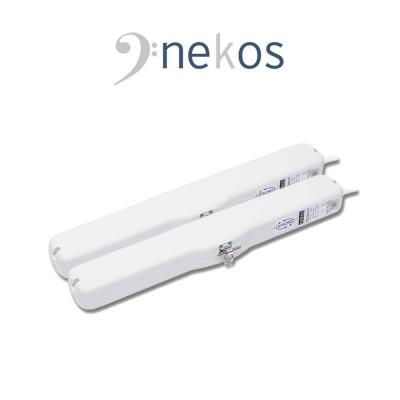 Motore attuatore a catena montaggio sincronizzato per lucernario Nekos Kato Syncro³ 230 V 300 N