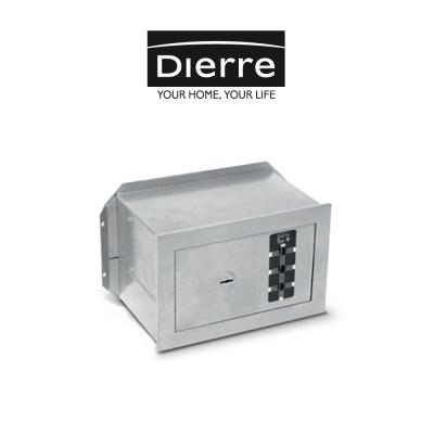 Cassaforte chiave e combinatore Dierre Type/M art. T15NSC