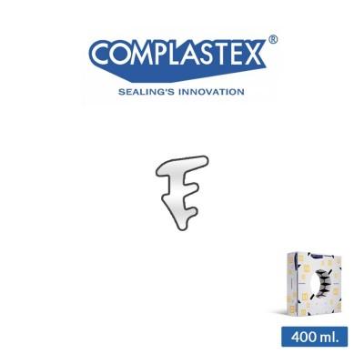 Guarnizione fermavetro interna Complastex serie UP Trasparente