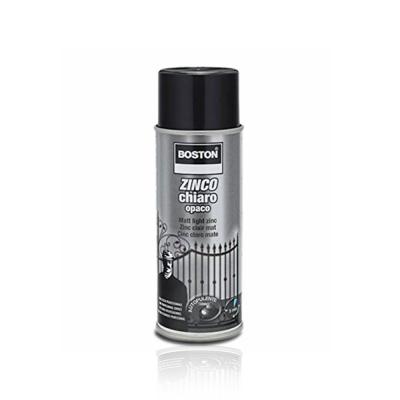Zinco chiaro opaco spray 400 mL