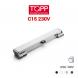 C15 230V Topp attuatore a catena per finestre vasistas e lucernari