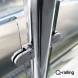 Morsetto per vetro Q-Railing MOD 27
