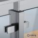 Morsetto per vetro Q-Railing MOD 42
