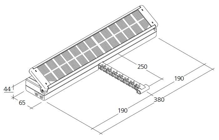 Motore finestre energia solare