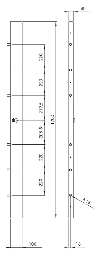 Serrature per serrande Mul-T-Lock